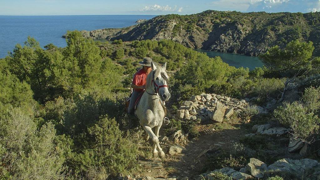 Catalan Coast & Spanish Horses Summer Trail 00