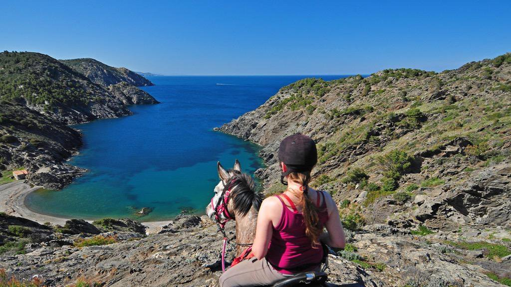 Catalan Coast & Spanish Horses Summer Trail 03