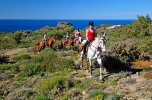 Catalan Coast & Spanish Horses Summer Trail 01