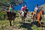 Catalan Coast & Spanish Horses Summer Trail 02