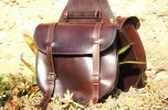 Shop saddle bag leather Catalonia