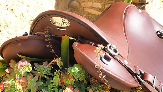 Trail riding saddle sale high quality