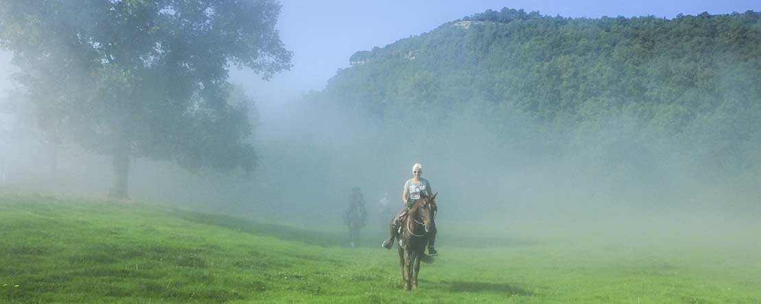 Discover Catalonia on Spanish horses
