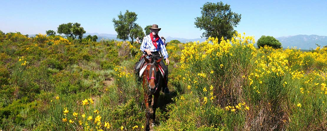 Trail ride adventure advanced riders Catalonia