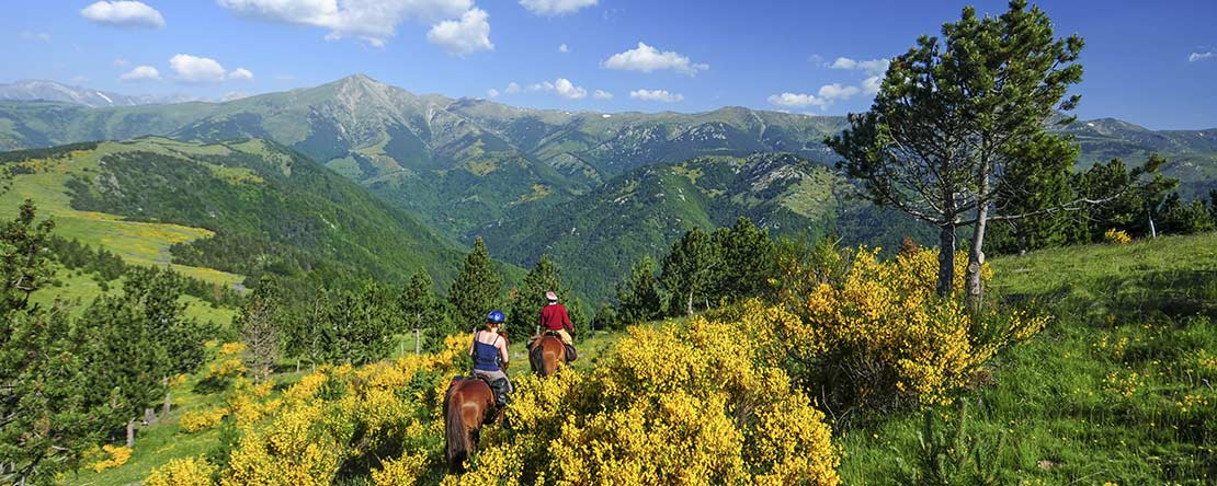 Unforgettable horse riding vacation Spain