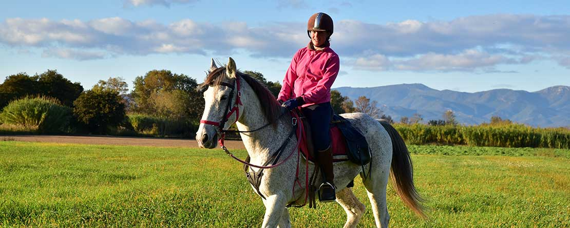 Horse riding holidays Pyrenees