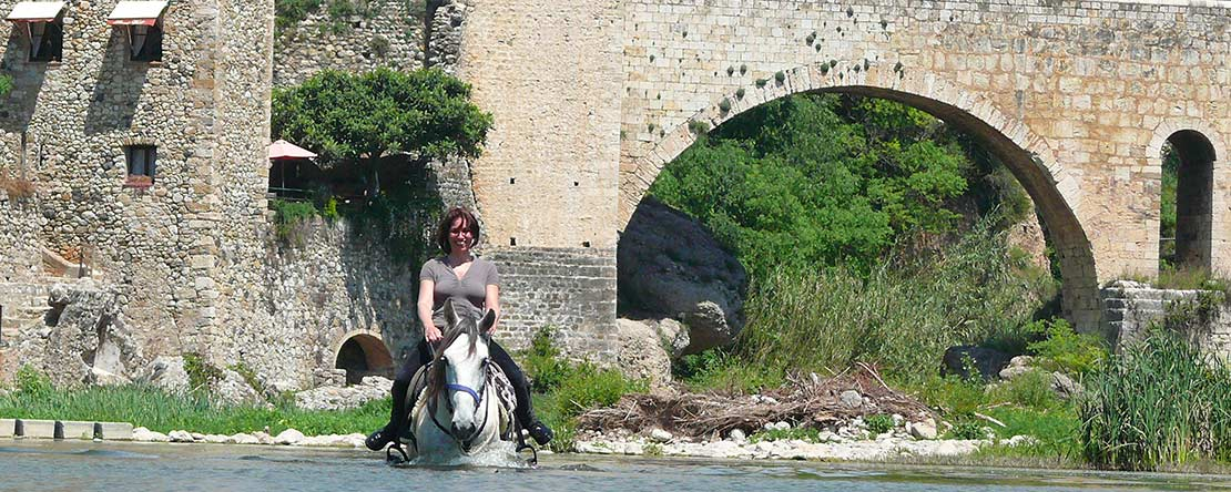 Northern Spain on horseback tailor made trip