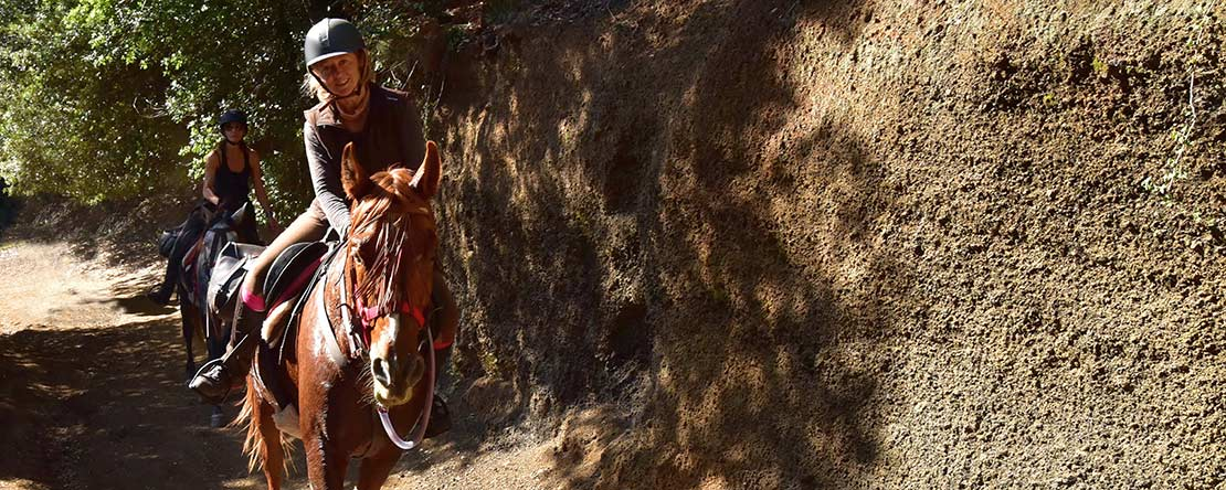 Discover Catalonia trail ride