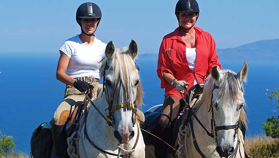 Catalan Coast & Spanish Horses